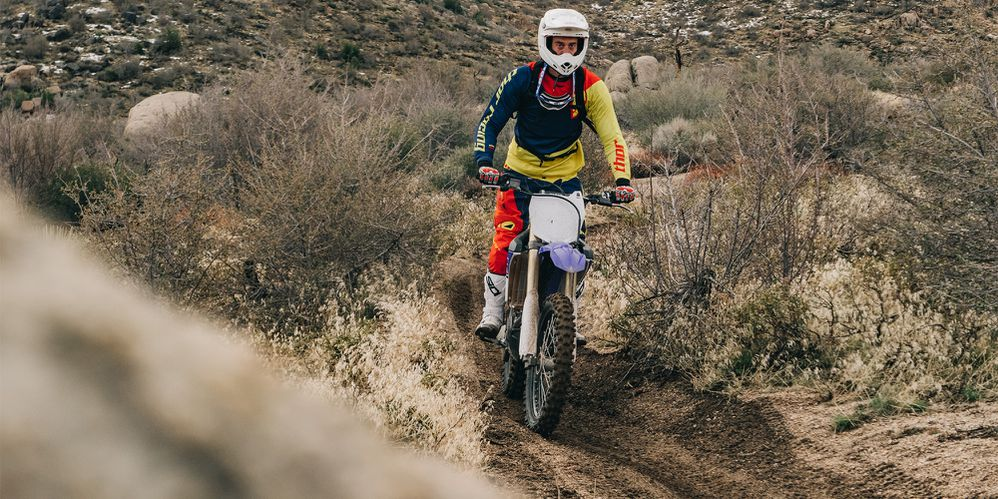 2017 Yamaha YZ250FX - WHAT I'VE BEEN RIDING | Cycle World