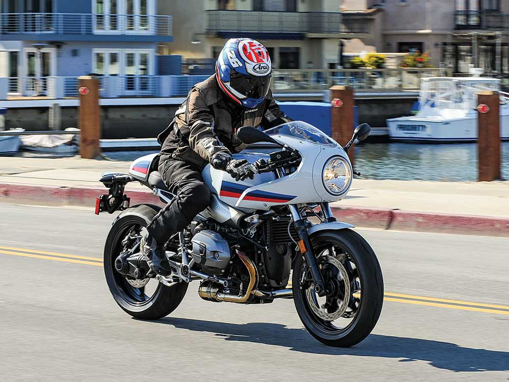 BMW R nineT Racer and R nineT Pure Ride Review | Cycle World