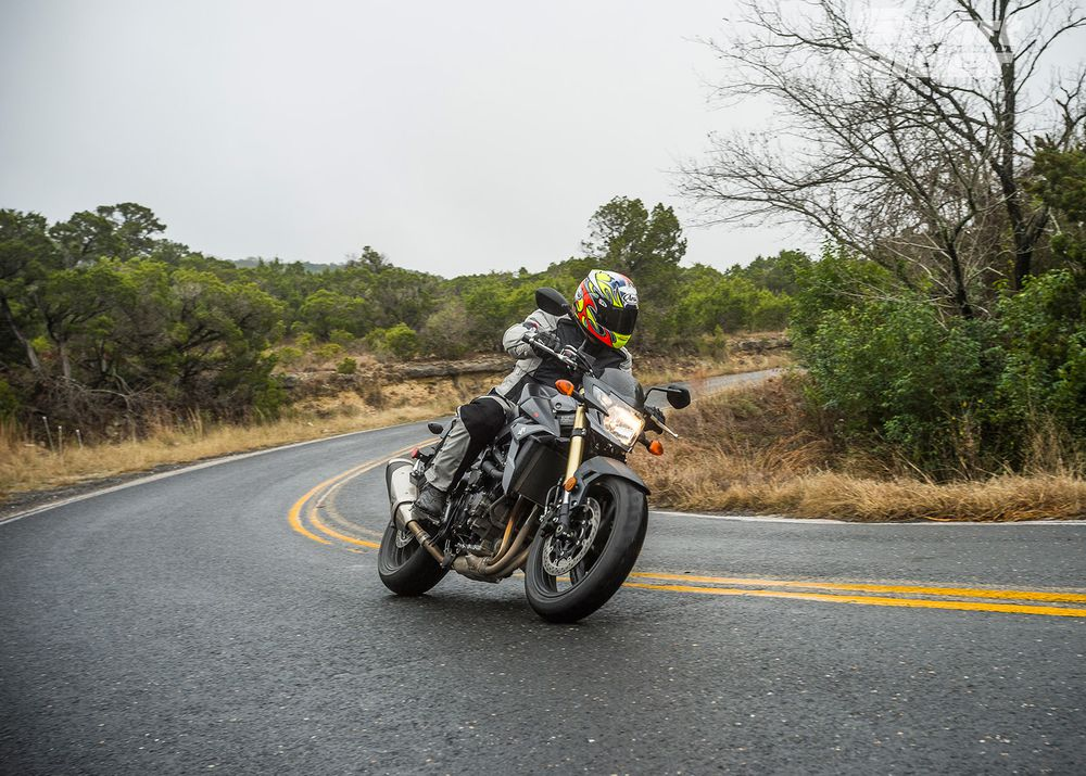 Five Tips for Riding a Motorcycle in the Rain | Cycle World