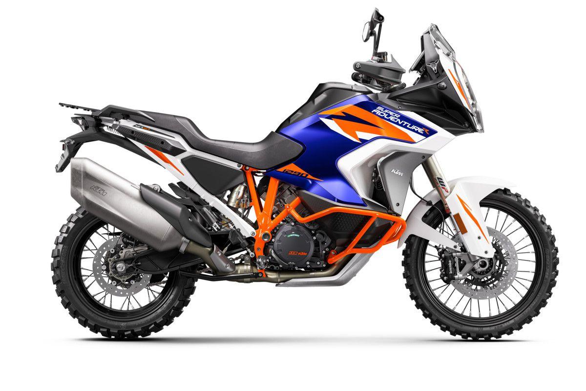 2021/2022 KTM 1290 Super Adventure R.