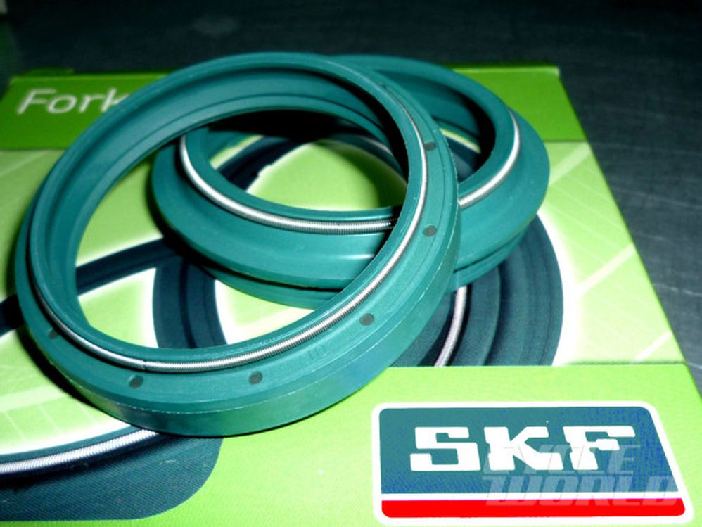 Replacing Original-Equipment Fork Seals with Low-Stiction