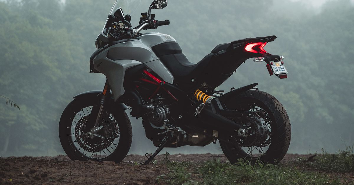 Ducati's Multistrada 950 S Hits The Sweet Spot