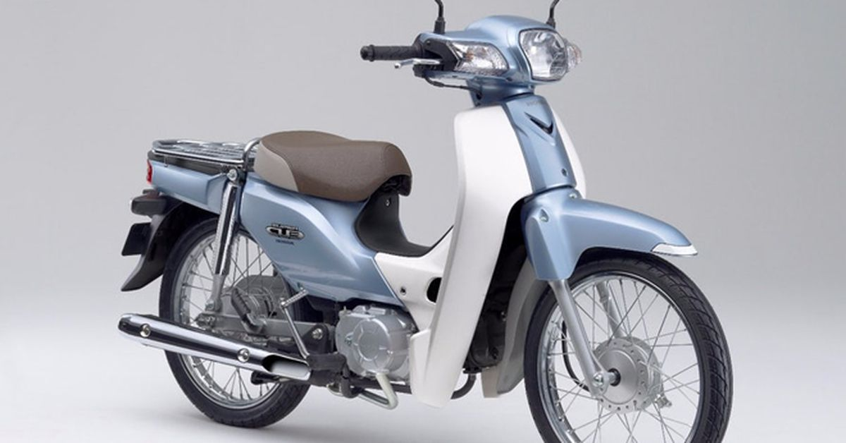 The Honda Super Cub Is Updated For 2018 And Cuter Than Ever Cycle World