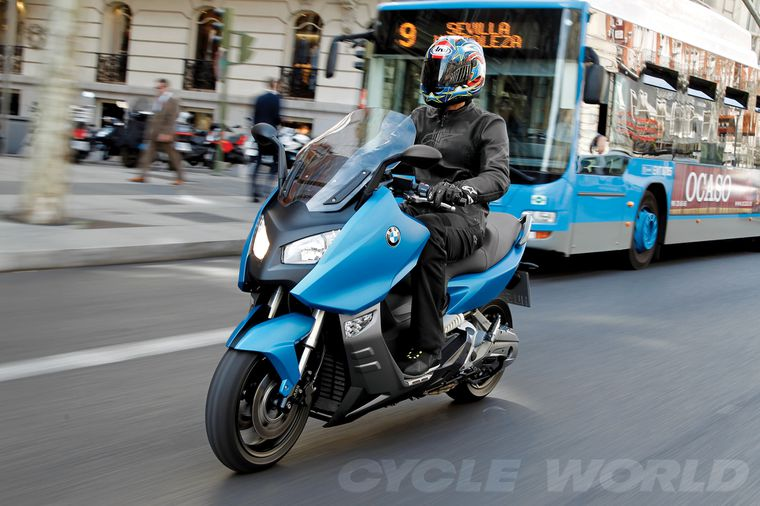 Tremendous 2013 Bmw C650Gt And C600 Sport First Ride Cycle World Gmtry Best Dining Table And Chair Ideas Images Gmtryco