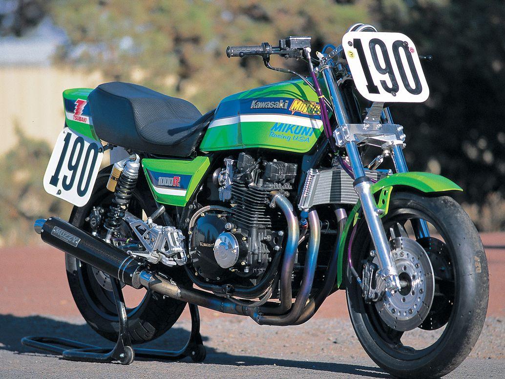 Dave Turner's Kawasaki KZ1000R