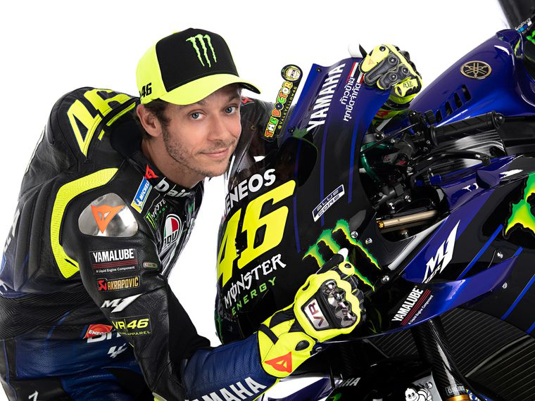 Valentino Rossi Reveals His Future In Motogp Cycle World