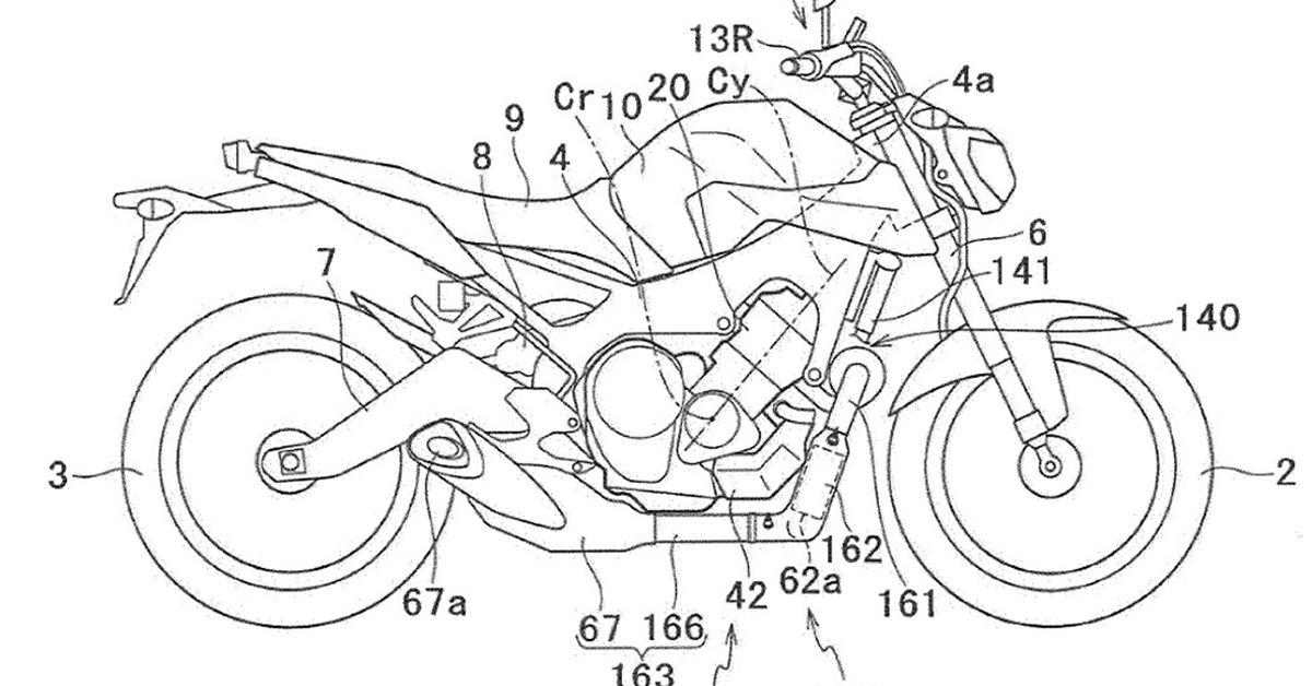 Yamaha Developing Turbocharged Twin