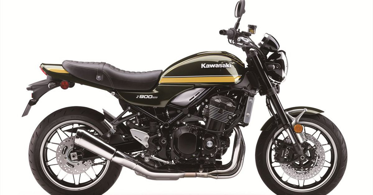 2020 Kawasaki Z900RS/Café