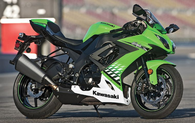 2010 Kawasaki Zx 10r Review Kawasaki Ninja Zx 10r