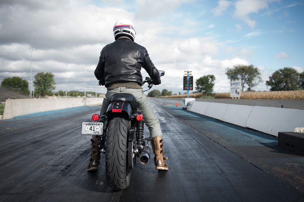 Harley-Davidson Screamin' Eagle Drag Racing Test   Cycle World