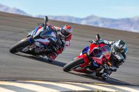 track riders cornering on the trackday