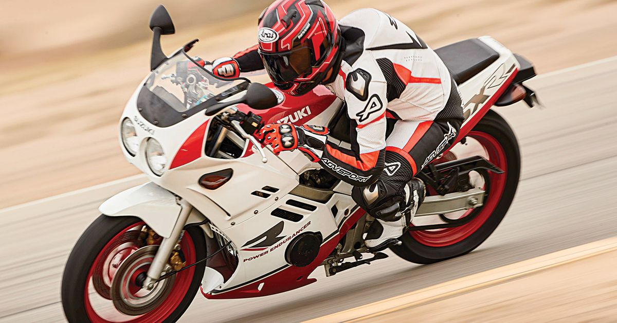 250cc Four-Cylinder Sportbikes Of The 1990s Revved To 19,000 rpm