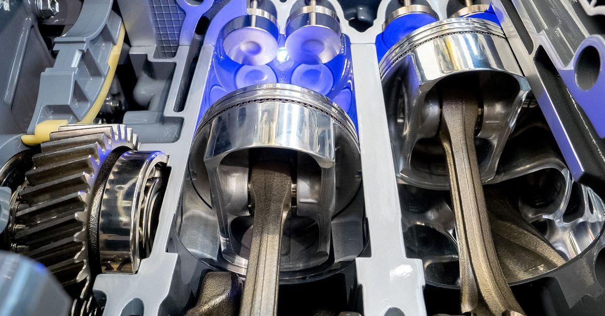 Стойкость поршневого двигателя