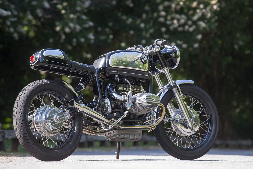 BMW R75/5 Café Racer by Bryan Fuller | Cycle World