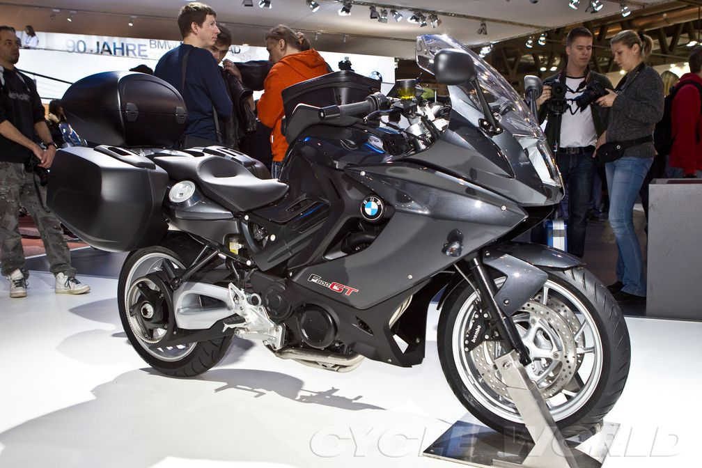 2013 Bmw F800gt First Look Review Cycle World