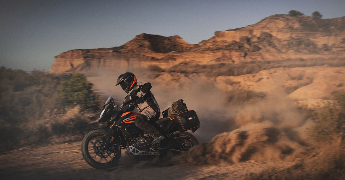 The 2020 KTM 390 Adventure Is Finally Here