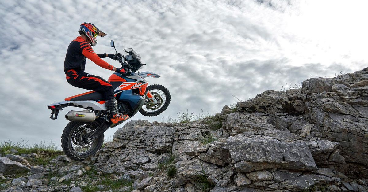 2020 KTM 790 Adventure R Rally Confirmed For The US