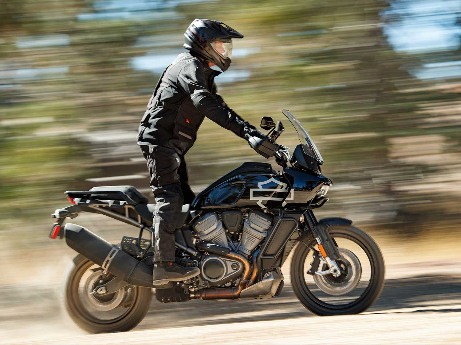 The Pan America is still set to launch next year, according to the latest statements from Harley.