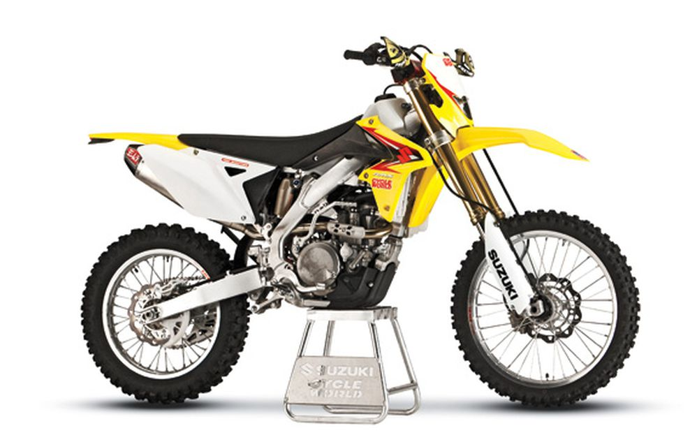 2010 Suzuki RMX450Z Quick Fix- Cycle World Special Feature