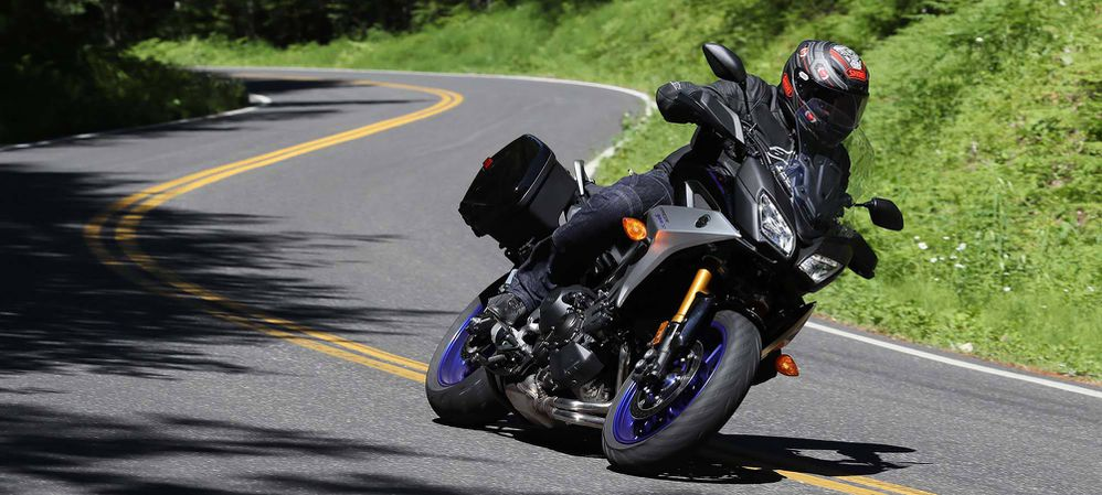 The Yamaha Tracer 900 GT Is The Best Evolution Of A Sport