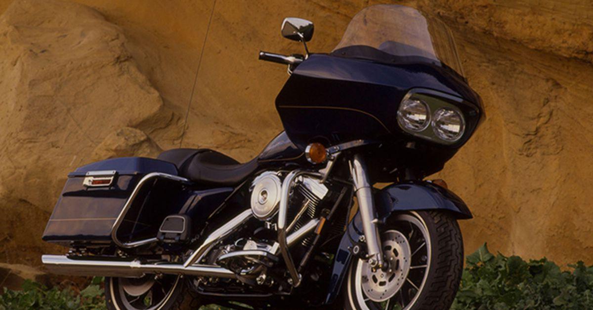 HEAVY-DUTY BIKE MOTORCYCLE COVER HARLEY DAVIDSON ROAD GLIDE FLTRI