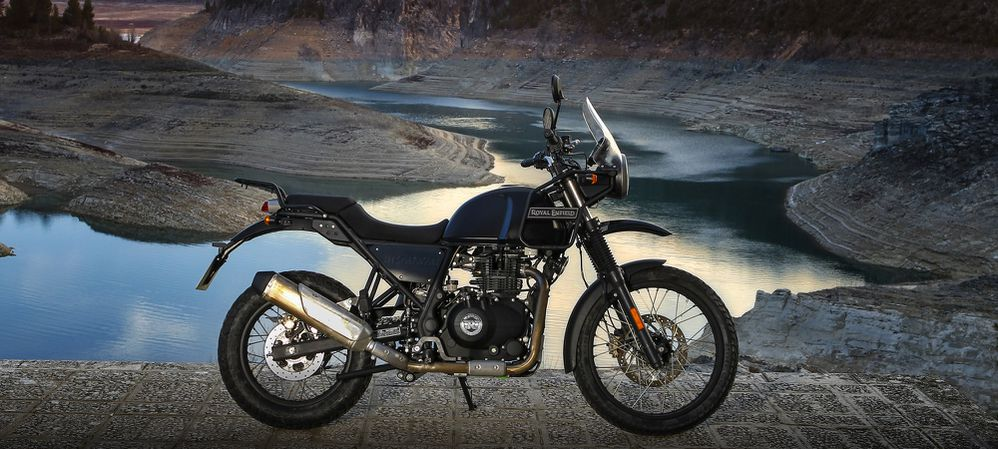 The Royal Enfield Himalayan Is An ADV Bike For A New World