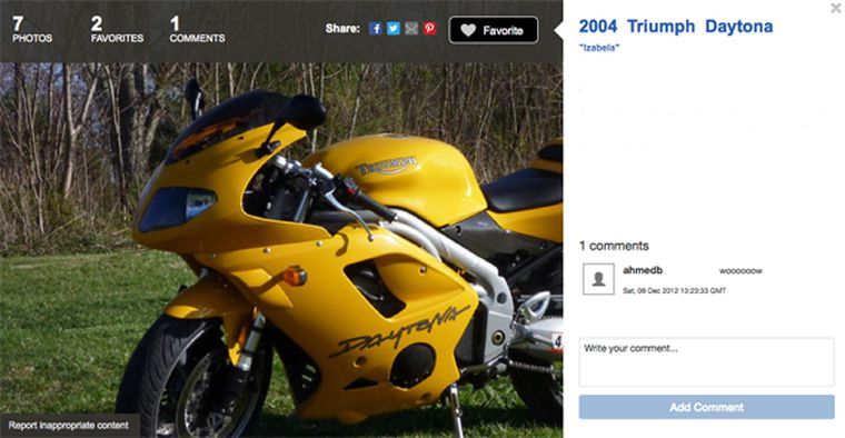 Ebay Motors Introduces Enhanced Features To My Garage Cycle World