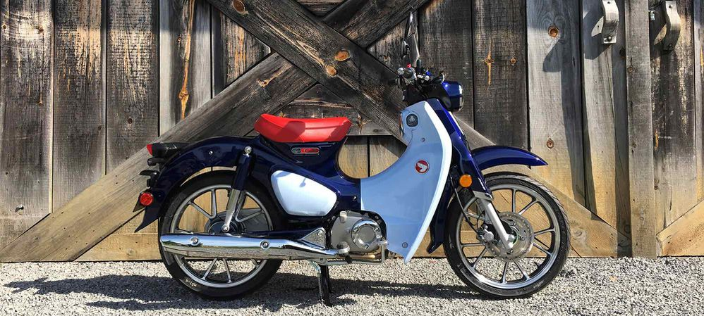 Honda's 2019 Super Cub Is Coming To America | Cycle World