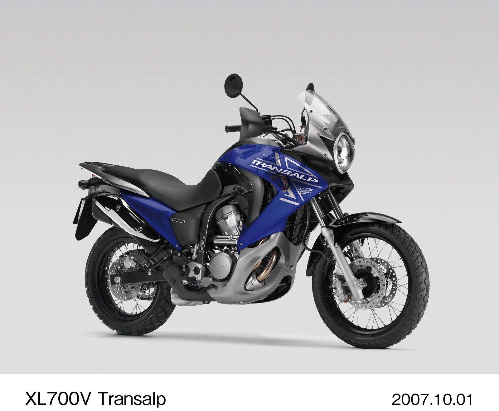 The Transalp was last seen in 700cc guise before disappearing altogether in 2011.