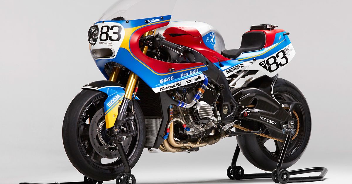 Praem X Bmw S1000rr Custom Motorcycle Custom Style Cycle World