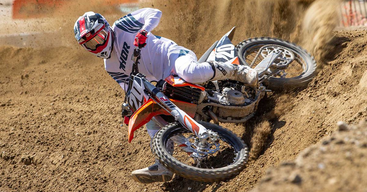 2020 KTM 250 SX-F First Ride Review