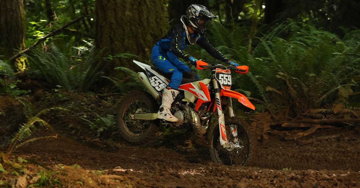 2020 KTM 300 XC TPI First Ride Review
