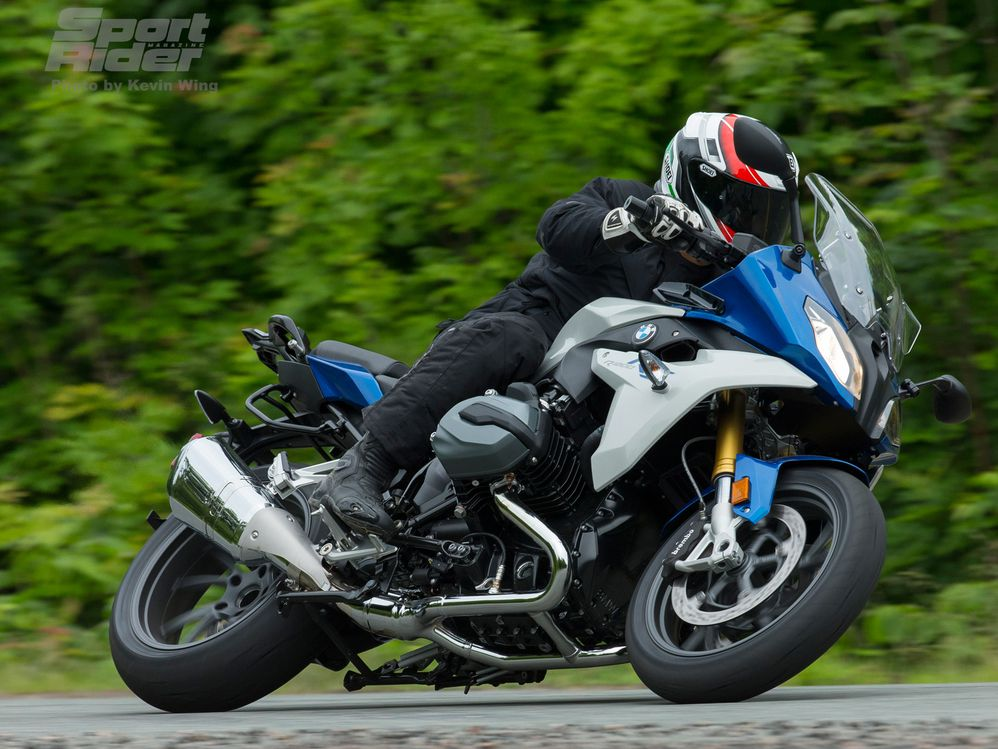 2016 BMW R 1200 RS First Ride   Cycle World