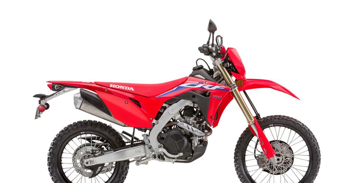 Honda CRF450RL 2021 года