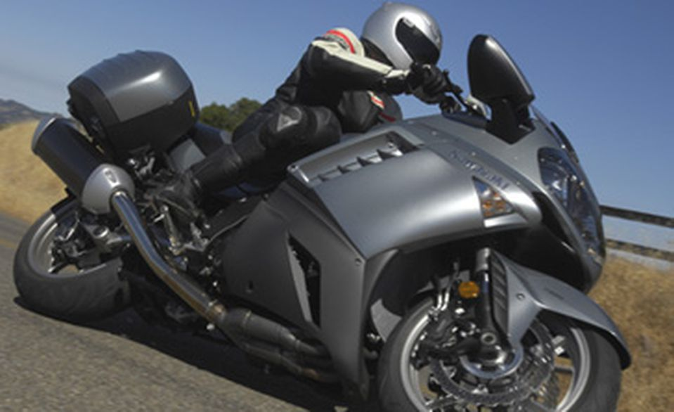 2008 Kawasaki Concours 14 First Ride Review- Concours 14