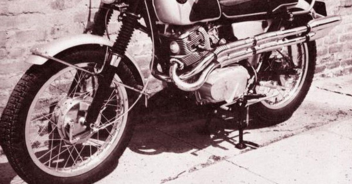 Honda CL72/77 Scrambler 1962-'65 Classics Remembered | Cycle World