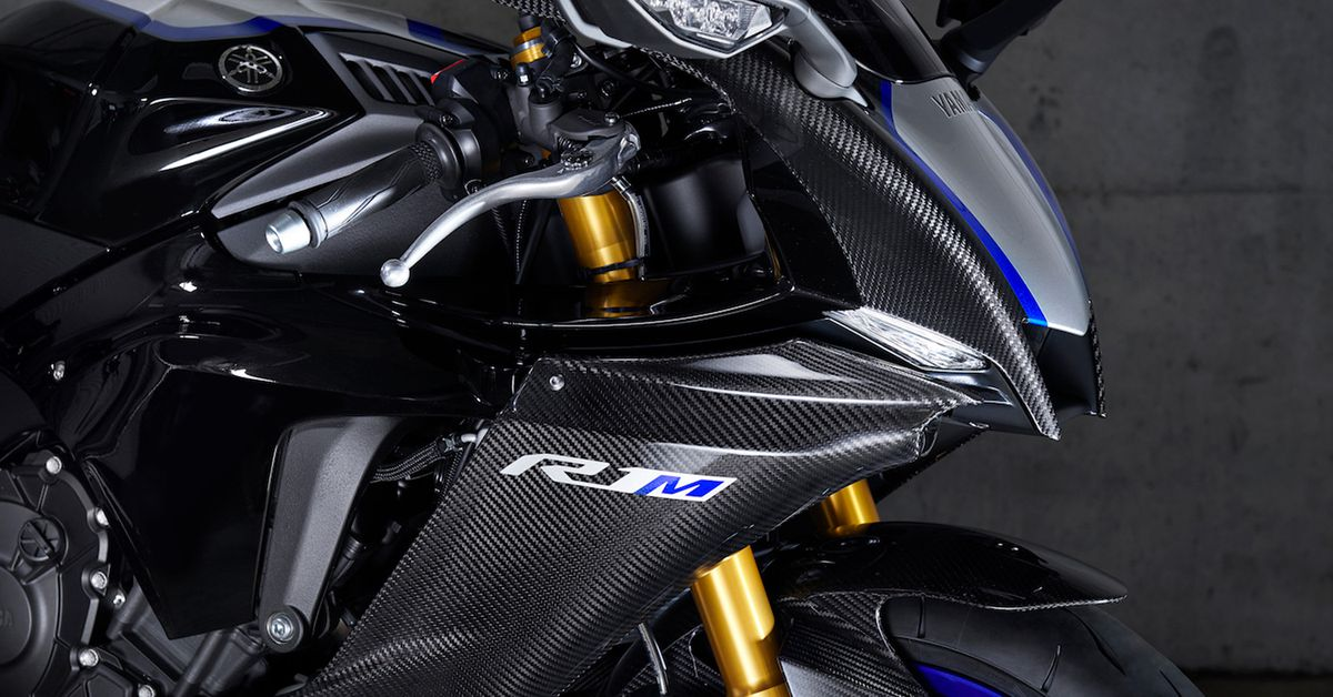 2020 Yamaha YZF-R1 And YZF-R1M Technical Gallery