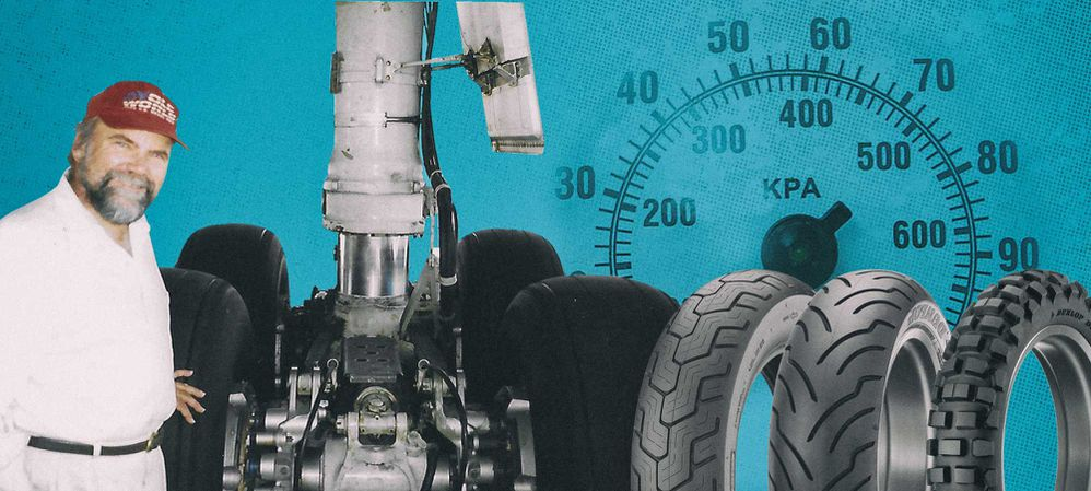 Almost) Everything You Need To Know About Motorcycle Tire