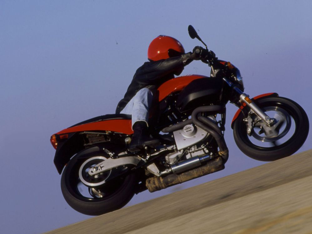 1999 Buell Cyclone M2 Review | Cycle World