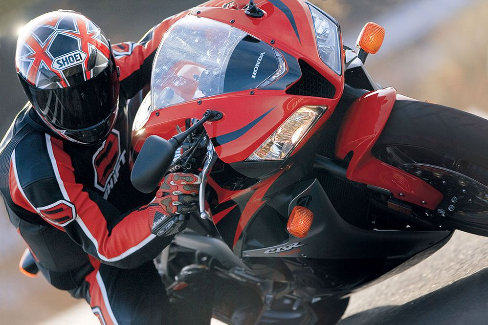 2007 Honda CBR600RR Sportbike Motorcycle Review | Cycle World