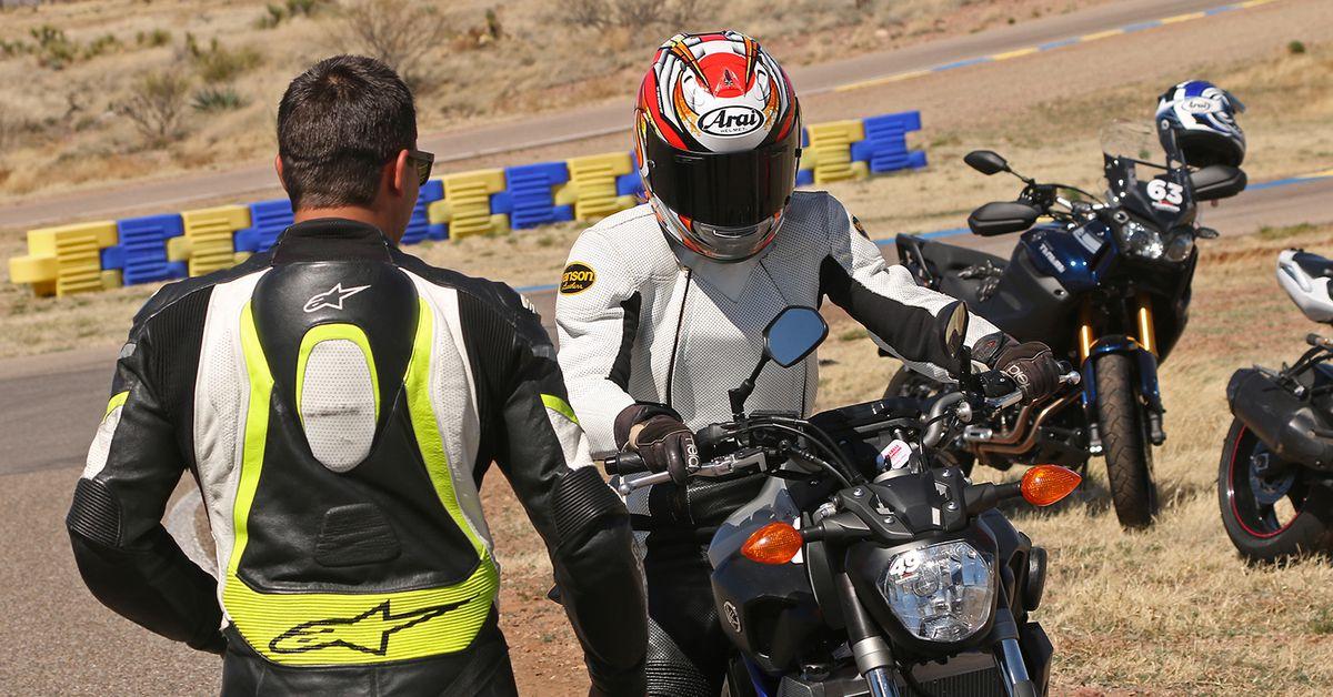Correct Motorcycle Training Provides More Joy