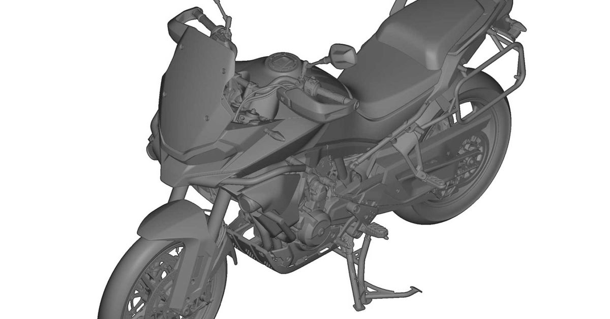 CFMoto MT800 Revealed in Leaked Designs