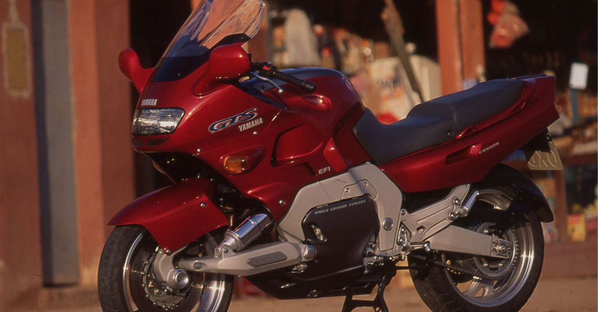 Was The 1993 Yamaha GTS1000 A Quantum Leap In Motorcycle