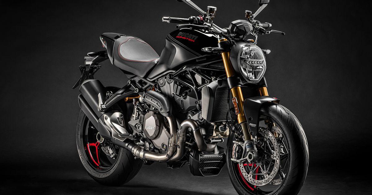 2020 Ducati Monster 1200 S Goes Dark