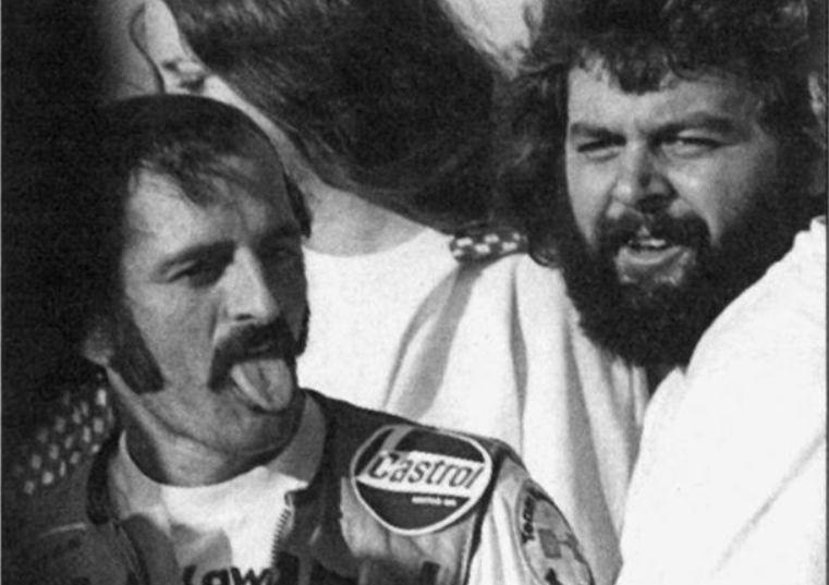 Duhamel and Steve Whitelock.