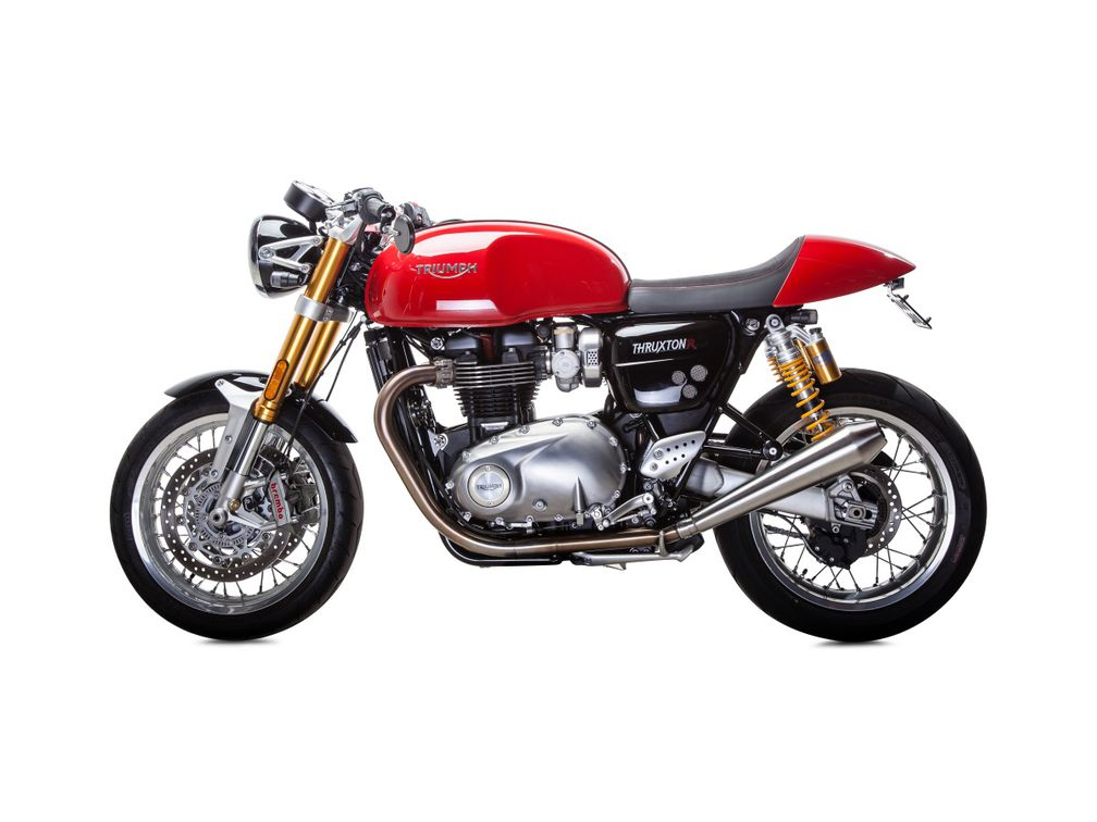 British Customs Slip-On Exhaust Systems | Cycle World