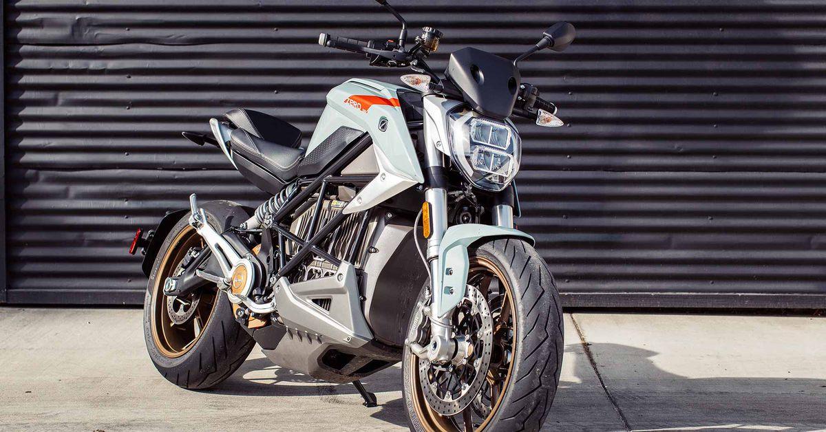 2020 Zero Motorcycles SR/F Review