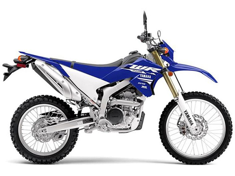 Surprising 2018 Yamaha Wr250R Cycle World Caraccident5 Cool Chair Designs And Ideas Caraccident5Info