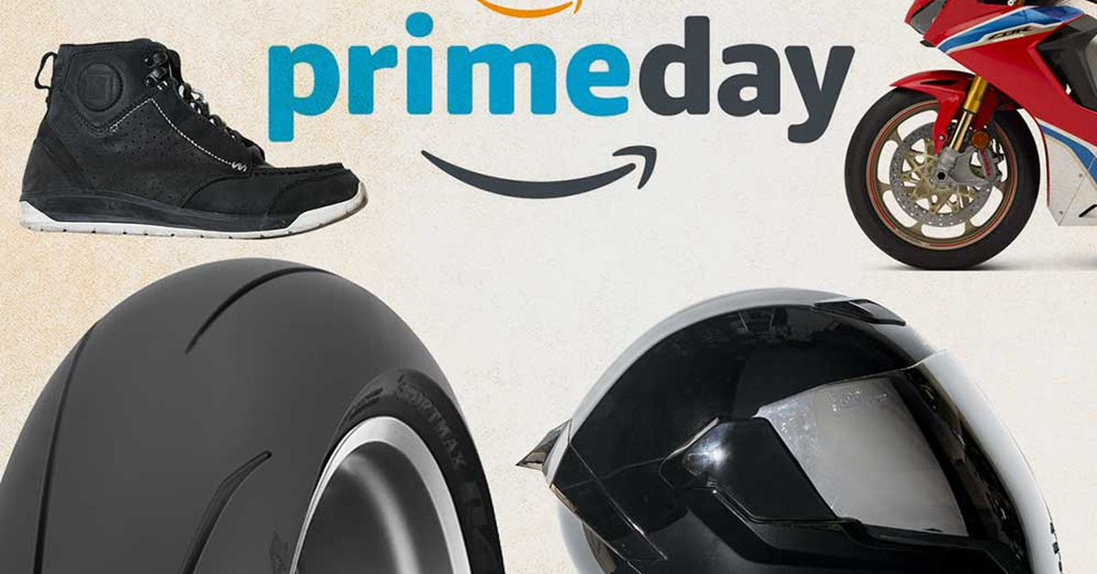 Amazon Prime Day Is The Perfect Time To Buy Sportbike Gear