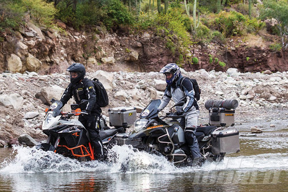 Adventure Touring Motorcycle >> Adventure Motorcycle Touring Survival Tips Tricks Cycle